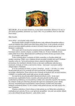 sborový dopis
