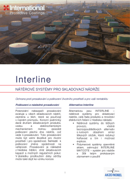 Interline - PERGE International, sro