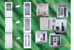 ALIA MB s.r.o. - bílé dveře