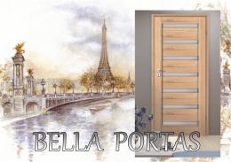katalog dveří bella portas
