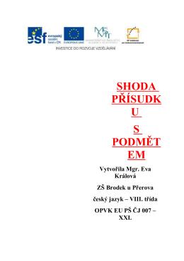 07_cesky_jazyk - Základní škola Brodek u Přerova