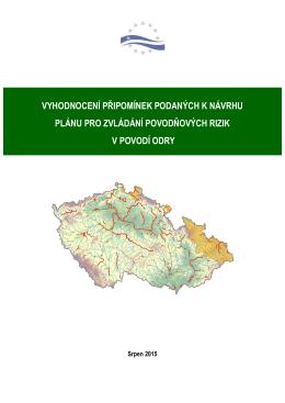 Plánu pro zvládání povodňových rizik v povodí Odry