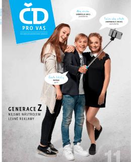 11/2015 - ČD pro Vás