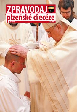 3/2015 Březen - Plzeňská diecéze
