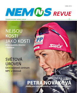 Petra Nováková - Nemos Ambulance