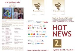 Hot news 2 - Festival Znojemský hrozen