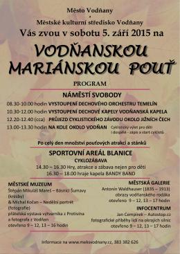 Programový plakát