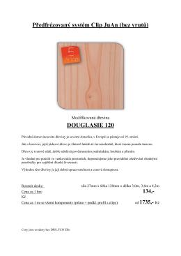 Katalog dřevin