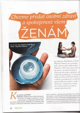 BIO&LIFE článek v časopise číslo 9-10/2014