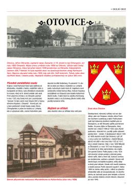 Článek o historii obce