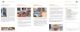 Kompletní řešení pro novostavby a rekonstrukce - Schlüter