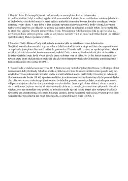 přiloženém PDF souboru zde