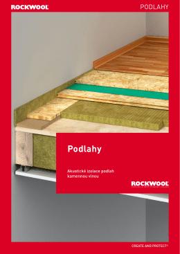 Podlahy - Rockwool