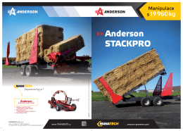Anderson STACKPRO