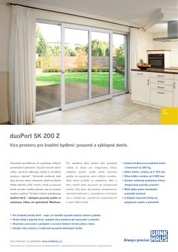 duoPort SK 200Z