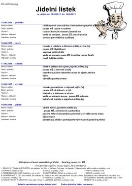 Visual FoxPro - ZŠ & MŠ Smidary