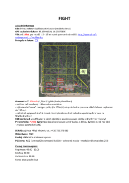 GPS souřadnice lokace: 49.1599161N, 16.2507589