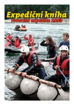 roverské expedice 1993