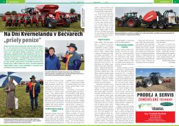 Agrární obzor č. 6/2015 - kverneland group czech