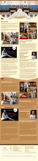 Boscolo Newsletter - srpen 2013