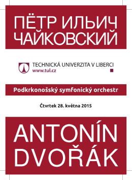 Program - Podkrkonošský symfonický orchestr