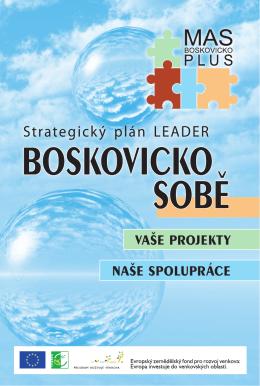 """Brožura """"BOSKOVICKO SOBĚ"""""""