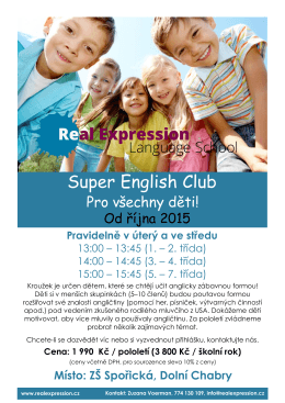 Super English Club