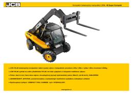 Prospekt JCB 516-40 Super Kompakt