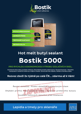 Bostik 5000 - Anvi Trade