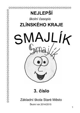 3. číslo školního roku 2014/2015