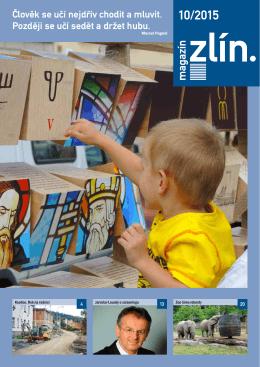 Magazín Zlín-říjen 2015 - Vodovody a kanalizace Zlín a.s.