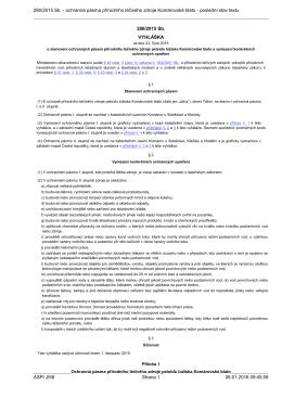 280/2015 Sb. - Ministerstvo zdravotnictví