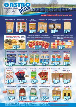 cenová nabídka platí: od 1.1. do 31.1. 2016 4/2015