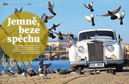 Automobily značky Rolls-Royce platí už desítky let - auto