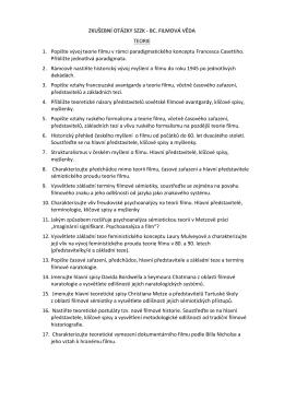 seznam otázek bc. fv ke stažení