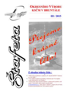 Štefeta III_2015