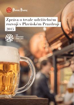 2015 - Plzeňský Prazdroj, as