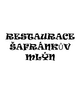 Nápojový lístek - Šafránkův mlýn