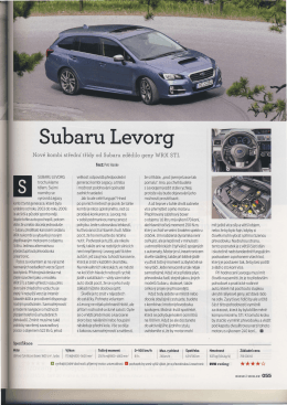 EVO - Subaru
