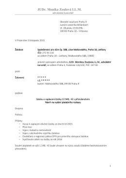 D05 žaloba o zaplacení 3_11_2015