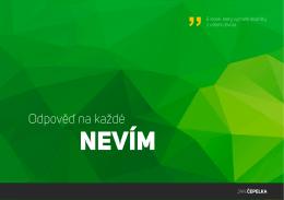 NEVÍM - SMSkouč.cz