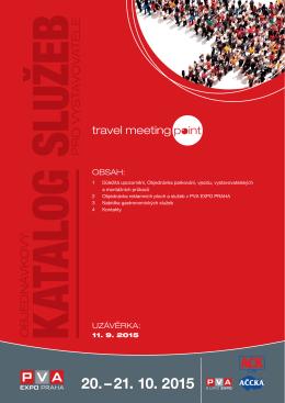 Objednávkový katalog služeb pro workshop a