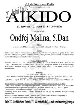 Příloha - Aikido Karlín