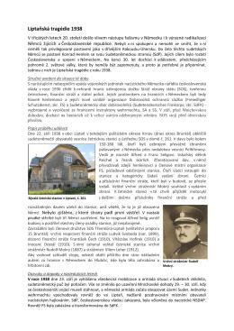 Liptaňská tragédie 1938