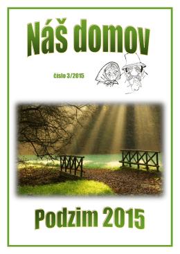 číslo 3/2015 - Domov pro seniory Heřmanův Městec