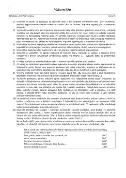 Půjčovní řád platný od 10.11.2013