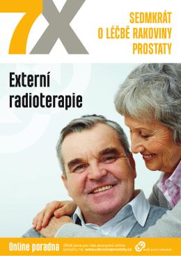 Externí radioterapie