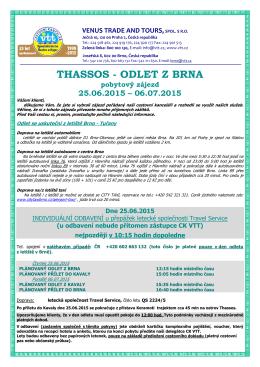 Pokyny Thassos 25.6. - 06.07.2015-3