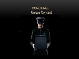Zobrazit přiložené PDF - CONCIERGE Unique Concept