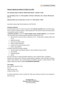 Pokyny - Základní škola a Školní jídelna Bystřice